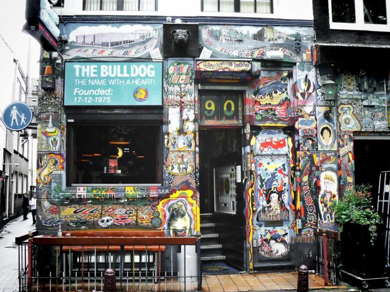The Bulldog Cafe