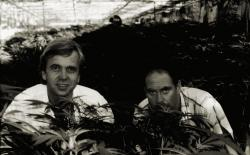 Ed Rosenthal and Ben Dronkers
