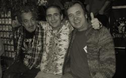 Jack Herer, Eagle Bill Amato and Ben Dronkers