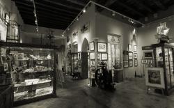 Industrial Hemp room in the Hash Marihuana Cáñamo and Hemp Museum